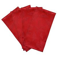 Lenox Holly Leaf Damask Napkin 4-pk.