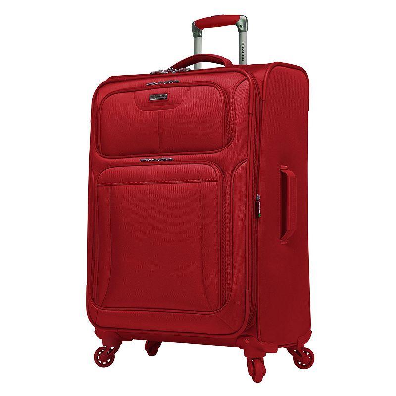 Ricardo Santa Cruz 5.0 Spinner Luggage, Red