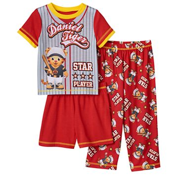Toddler Boy Daniel Tiger 3-pc. Pajama Set