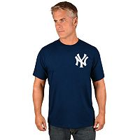 Men's Majestic New York Yankees Wordmark Tee