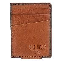 Men's Bill Adler RFID-Blocking Leather Front-Pocket Wallet