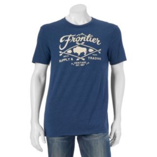 """Men's SONOMA Goods for Life™ """"Frontier Supply & Trading"""" Tee"""
