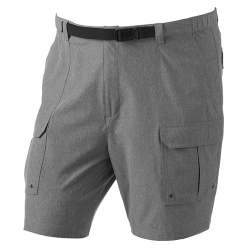 218545daae Big & Tall Croft & Barrow® Classic-Fit Belted Performance Cargo Shorts