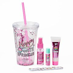 Simple Pleasures Berry Cream Insulated Cup Gift Set