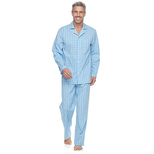 Men's Croft & Barrow® True Comfort Pajama Set
