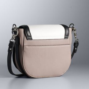 Simply Vera Vera Wang Monte Saddle Bag