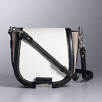 Simply Vera Vera Wang Monte Saddle Bag