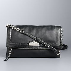 Simply Vera Vera Wang Palvee Crossbody Bag