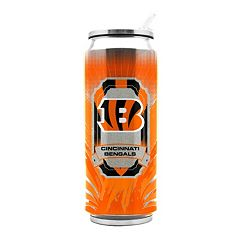 Cincinnati Bengals Thermos Can Tumbler