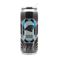 Carolina Panthers Thermos Can Tumbler