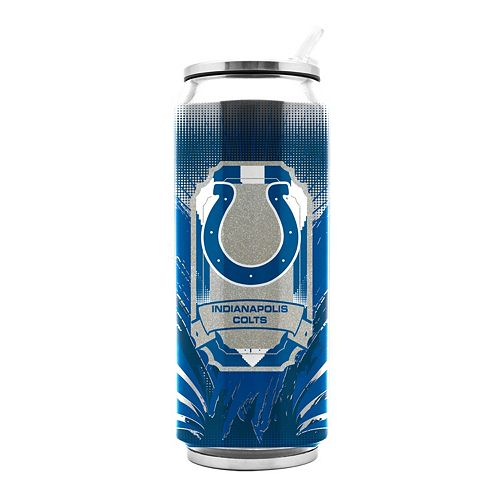 Indianapolis Colts Thermos Can Tumbler