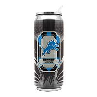 Detroit Lions Thermos Can Tumbler