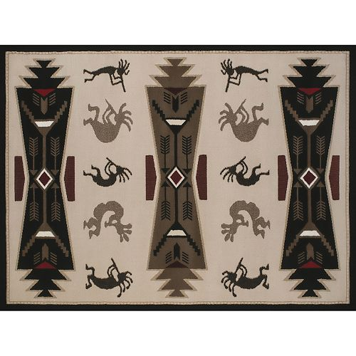 United Weavers China Garden Tradewinds Tribal Rug