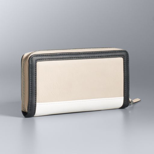 Simply Vera Vera Wang Signature Wallet