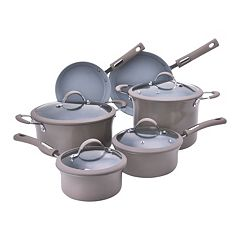Hamilton Beach 10 pc Aluminum Cookware Set