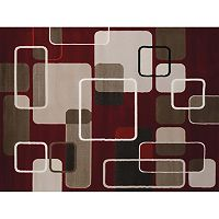 United Weavers China Garden Jazz Geometric Rug