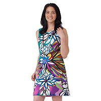 Women's ILE New York Floral Sheath Dress