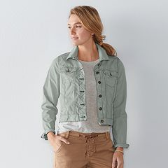 Women's SONOMA Goods for Life™ Twill Jacket
