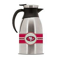 San Francisco 49ers Coffee Pot