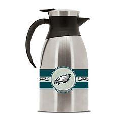 Philadelphia Eagles Coffee Pot