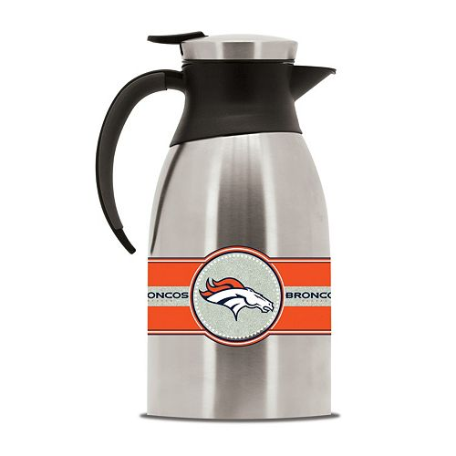 Denver Broncos Coffee Pot