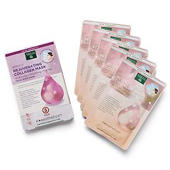 Earth Therapeutics 5-pk. Rejuvenating Collagen Face Masks