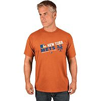 Men's Majestic New York Mets Cooperstown Team Choice Tee