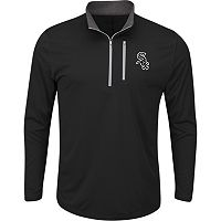 Men's Majestic Chicago White Sox Six Three Four Pullover