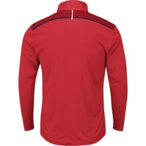 Men's Majestic Los Angeles Angels of Anaheim Six Three Four Pullover