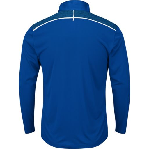 Men's Majestic Los Angeles Dodgers Six Three Four Pullover