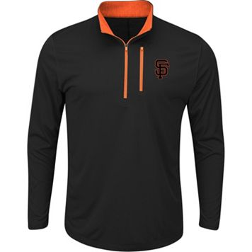 Men's Majestic San Francisco Giants Six Three Four Pullover