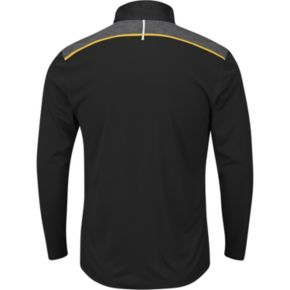 Men's Majestic Pittsburgh Pirates Six Three Four Pullover