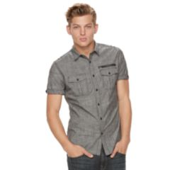 Guys Button-Down Shirts | Kohl's