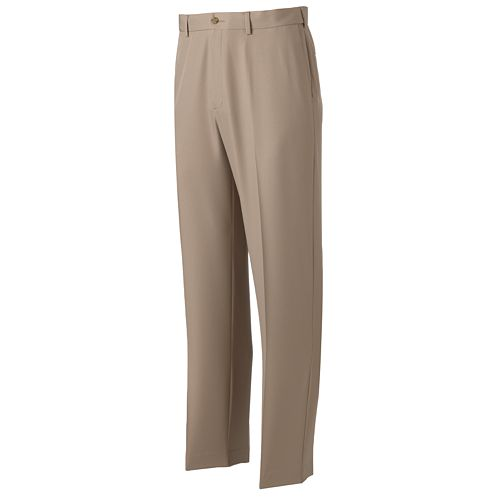 Men's Grand Slam Solid Performance Golf Pants