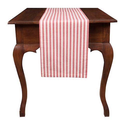 KAF HOME Striped Table Runner - 90