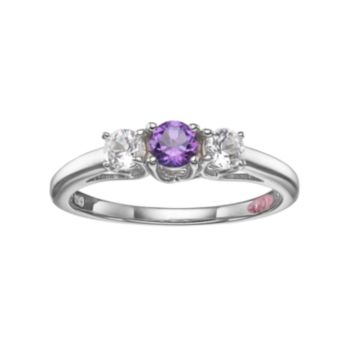 Survivor Collection Pamela Topaz 3-Stone Ring