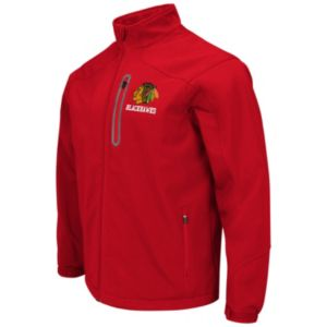 Men's Chicago Blackhawks Softshell Jacket