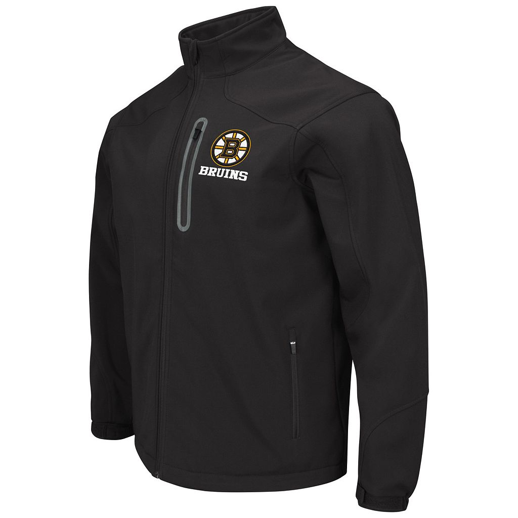 Men's Boston Bruins Softshell Jacket