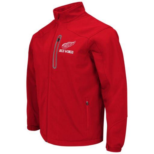 Men's Detroit Red Wings Softshell Jacket