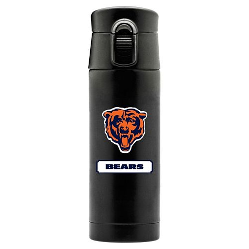 Chicago Bears Stainless Steel 12-Ounce Thermos