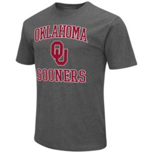 Men's Campus Heritage Oklahoma Sooners Logo Tee
