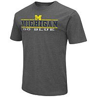 Men's Campus Heritage Michigan Wolverines Game Day Tee