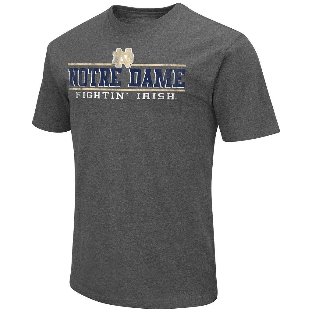 Men's Campus Heritage Notre Dame Fighting Irish Game Day Tee