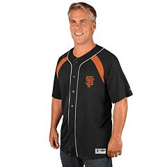 Men's Majestic San Francisco Giants Train the Body Jersey