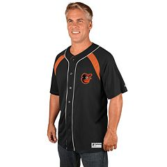 Men's Majestic Baltimore Orioles Train the Body Jersey