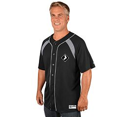 Men's Majestic Chicago White Sox Train the Body Jersey