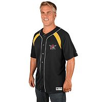 Men's Majestic Pittsburgh Pirates Train the Body Jersey
