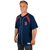 Men's Majestic Boston Red Sox Train the Body Jersey