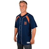 Men's Majestic Detroit Tigers Train the Body Jersey