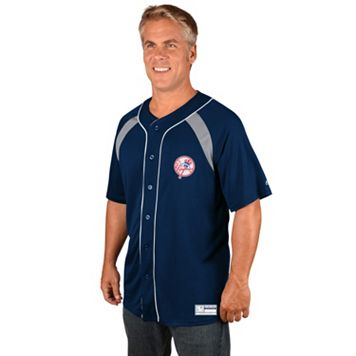 Men's Majestic New York Yankees Train the Body Jersey